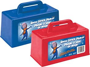 product image for American Plastic Toys Kids Snow Brick Maker, Assorted Colors, (Model: 70100)