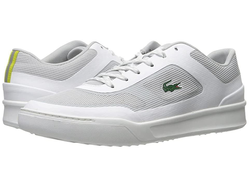 Lacoste Explorateur Sport 217 1 (White) Men