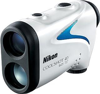 Nikon COOLSHOT 40 Laser Rangefinder, Black