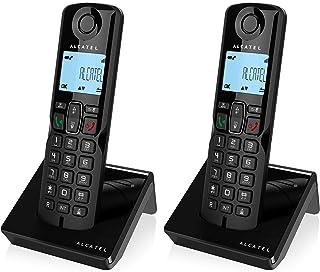 Amazon.es: Alcatel - Teléfonos analógicos / Telefonía fija y accesorios: Electrónica
