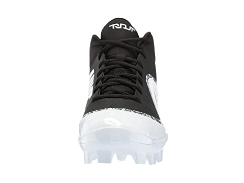 Nike Force Trout 4 Pro MCS Black/Black/White/Cool Grey Free Shipping Excellent G4qmkIV5