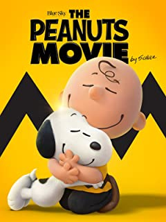 Peanuts Movie J Tecce