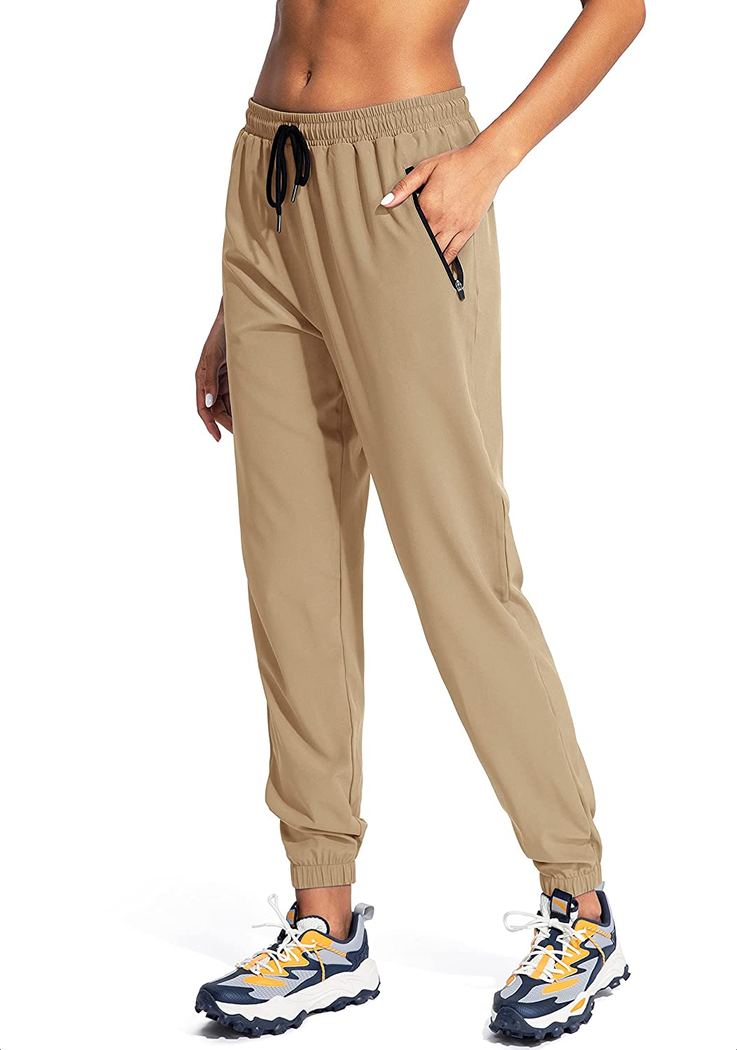 Viodia Women's Lightweight Joggers 70% OFF Outlet Hiking Workout Athlet Max 76% OFF Running