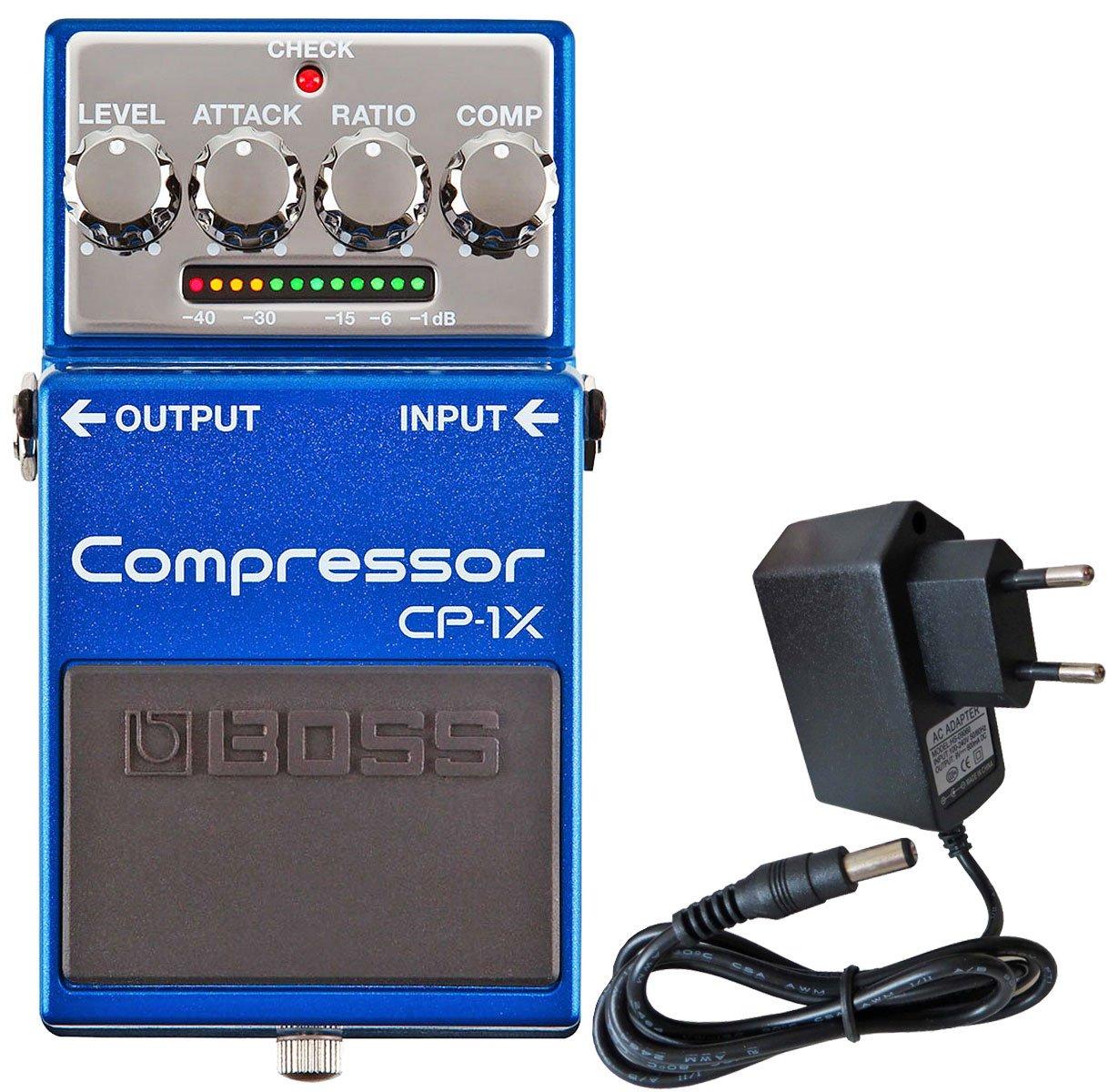 Boss CP de 1 x Compresor Efecto dispositivo para guitarra Keepdrum ...