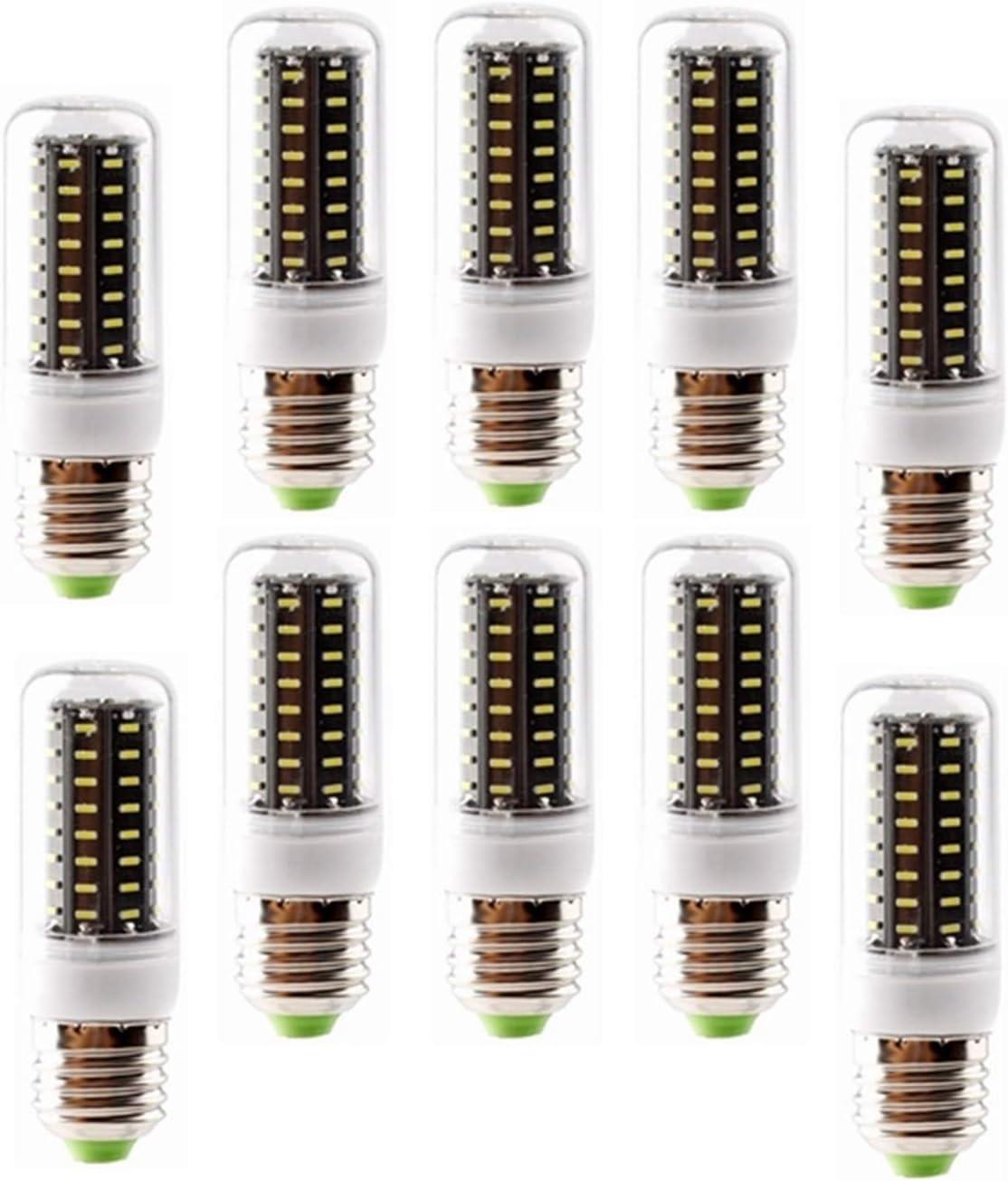 Corn Light E26 Sales results No. 1 E27 LED Bulbs Lumens Very popular 9W 720 Incandescent