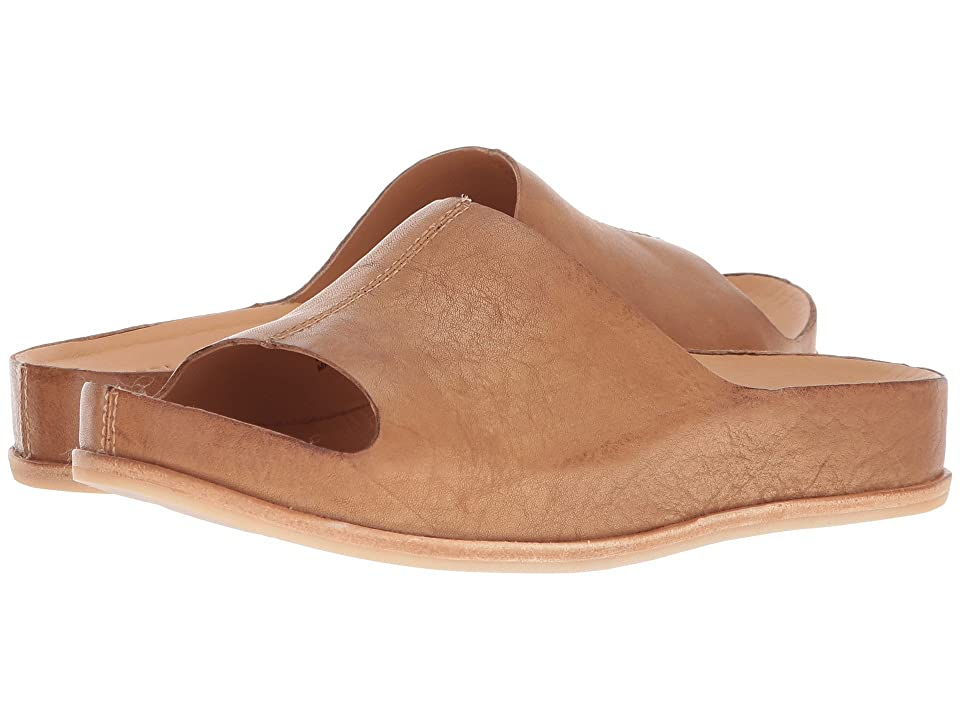 Kork-Ease Tutsi (Light Brown (Teak) Full Grain) Women
