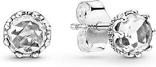PANDORA Women Sterling silver Earrings - 298311CZ