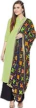 Vastraa Fusion Women's Embroidered Chiffon Dupatta