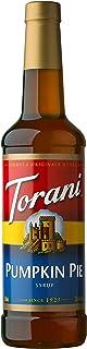 Torani Syrup, Pumpkin Pie, 25.4 Ounce