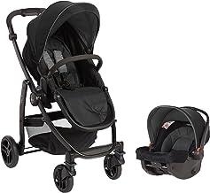 Graco Evo Travel System, 2-in1-Kinderwagen-Set mit Sportwagen Graco Evo und Babyschale..