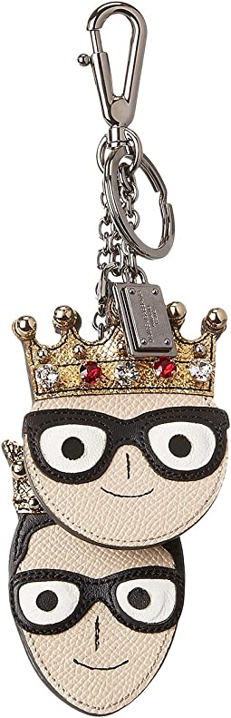 Dolce & Gabbana - Crowned Key Ring