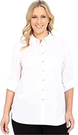 Calvin Klein, Button Up Shirts, Women | Shipped Free at Zappos