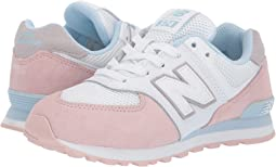 e37493dd0cc Girls Pink Sneakers   Athletic Shoes + FREE SHIPPING