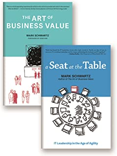A Seat at the Table and The Art of Business Value (English Edition)