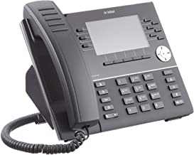 Mitel Mivoice 6930 IP Phone - Wall Mountable, Desktop - Black photo
