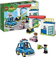 LEGO® - Duplo Rescue Comisaría de policía, Juguete Creativo de construcción y Aventuras, (10902)