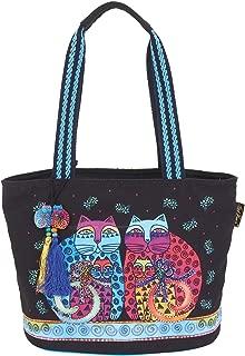 Laurel Burch Feline Set Medium Shoulder Bag 6451