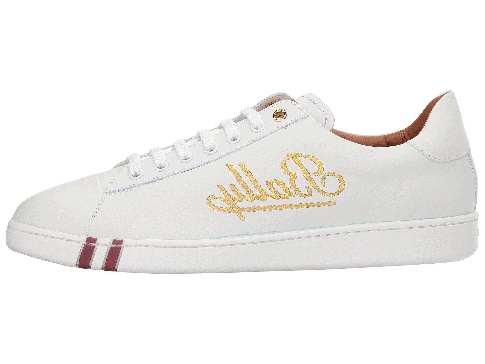 Winston Winston White Bally Bally Sneaker Bally White Sneaker Winston wqCffH