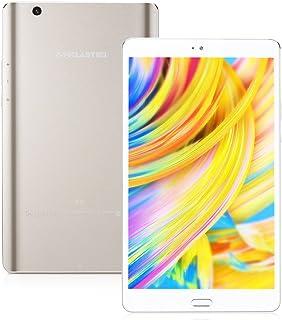 Teclast T8 タブレット Android 7 8.4インチ 2560 x 1600 FHD IPSディスプレイ ヘキサコアMT8176 4GB RAM + 64GB ROM デュアルカメラ13MP+8MP デュアルWi-Fi 指紋識別 Bluetooth搭載 (シルバー)