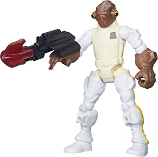 Star Wars Hero Mashers Episode VI Admiral Akbar