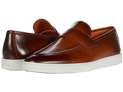 Santoni Pace Sneaker (Cognac) Men