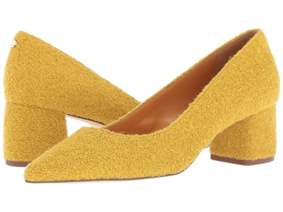 Kate Spade New York Madlyne (Mustard Winter Wool) Women