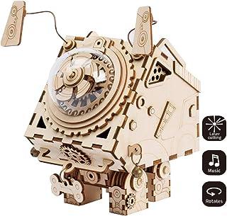 Amazon esRobot MaderaJuguetes Juguete Y Juegos hsQdCtxr