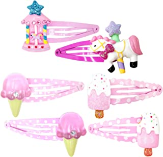 Best pink snap hair clips Reviews