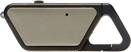 ASP 53552 Pewter Polymer Sapphire USB LED Light