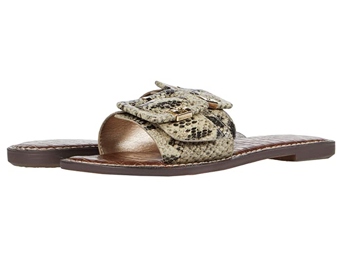 Sam Edelman  Granada (Beach Multi Pacific Snake Print Leather) Womens Shoes