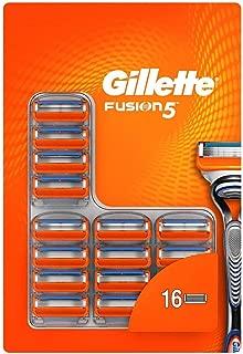 Gillette Fusion Razor Blades - Pack of 16