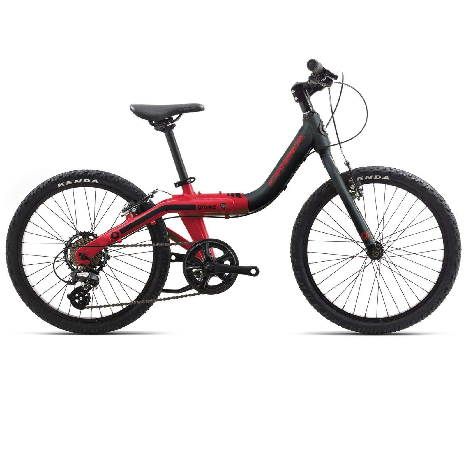 Orbea Grow 2 7 V bicicleta infantil de 20 pulgadas 7 velocidades ...