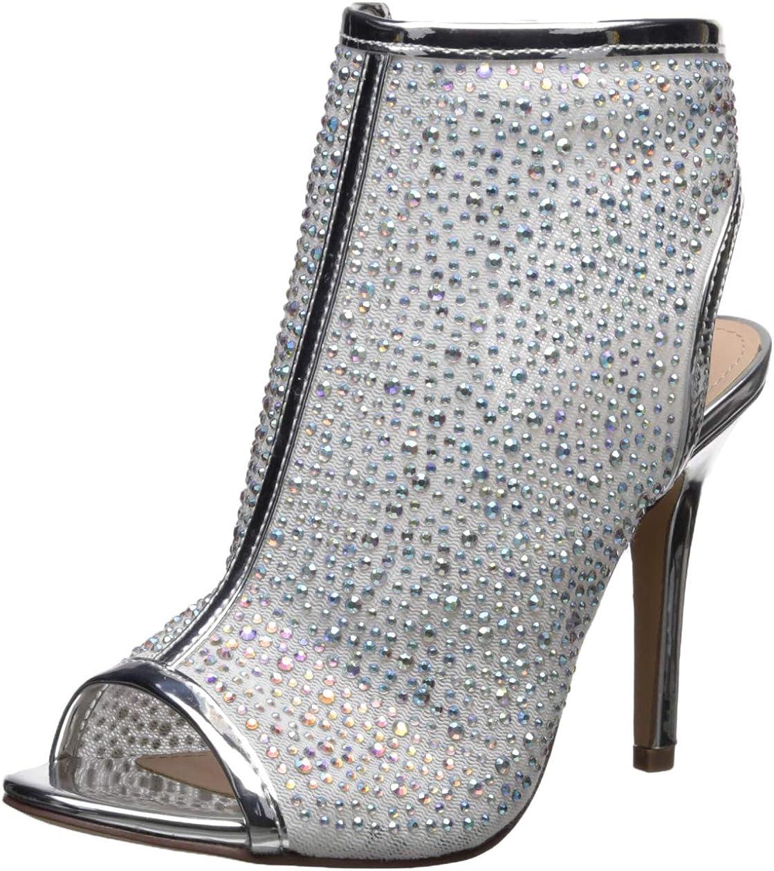 Madden Girl Women's Divaa Heeled Sandal