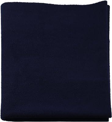 "Nostaljia Fleece Water Proof Mat - 41""x 54"", Enthusiastic Blue"