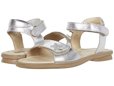 Old Soles Star Born (Toddler/Little Kid) (Silver/Glam Argent) Girl
