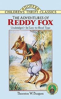 The Adventures of Reddy Fox (Dover Children's Thrift Classics)