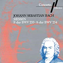 bach mass in f