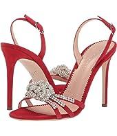 Giuseppe Zanotti - Blossom Rhinestone Slingback Heel Sandal