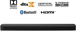 Sony HT-X8500 Single 2.1Ch Soundbar with Dolby Atmos and Built-in subwoofers - Black (Pack of 1)