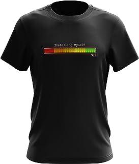 Team Queso Installing Edición Especial Camiseta Unisex Adulto