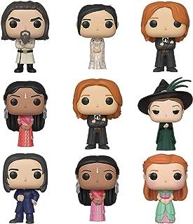 Funko Pop!: Bundle of 9: Harry Potter Yule Ball - Ginny, Minerva McGonagall, Fred Weasley, George Weasley, Parvati Patil, Cho Chang, Padma Patil, Severus Snape and Igor Karkaroff