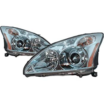 Amazon Com For Lexus Rx330 Headlight 2004 2005 2006 Driver And Passenger Side Headlamp Assembly Replacement Automotive