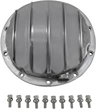 Yukon Gear & Axle (YP C2-GM8.5-R) Polished Aluminum Cover for GM 8.2/8.5/8.6 Rear Differential