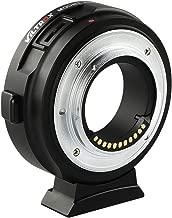 VILTROX EF-M1 Autofocus Exif Mount Adapter Design for Canon EOS EF EF-S Lens to M4/3 MFT Micro 4/3 Camera Panasonic GH5 4 3 2 1, Olympus OM-D E-M1 M5 M10/E-PL8 7 6 5/Pen-F
