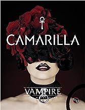 Modiphius MUH051575 Vampire The Masquerade - Camarilla Sourcebook