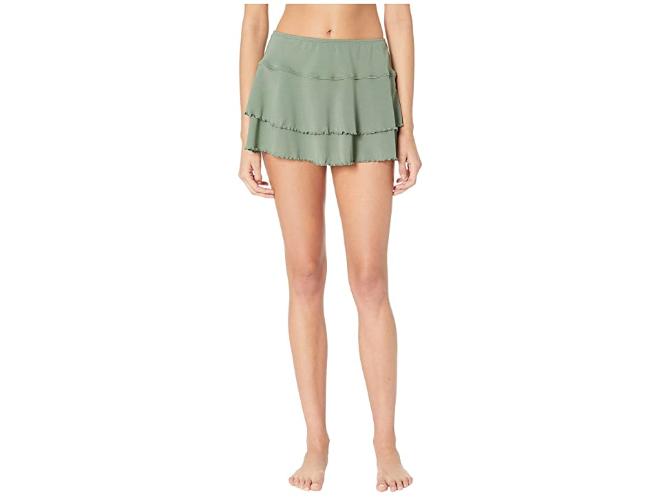Body Glove Smoothies Lambada Skirt (Cactus) Women
