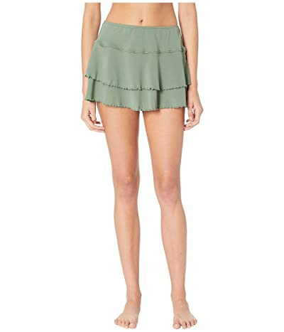 Body Glove Smoothies Lambada Skirt (Cactus) Women