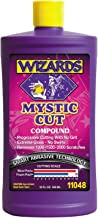 Wizards Buffing Liquid - Cutting Compounds & Polish Machine Glaze (32 oz, Mystic Cut Compound)