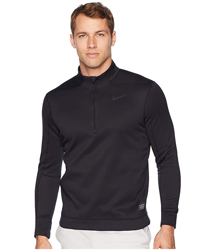 nike 1/4 zip fleece top