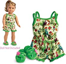 American Girl Lea's Rainforest Dreams Pajamas for 18